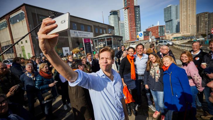 Klus nog lang niet klaar in booming Rotterdam