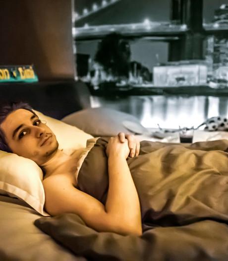 Brabander Bas (22) heeft ziekte van Lyme, leven met kortsluiting in je hoofd