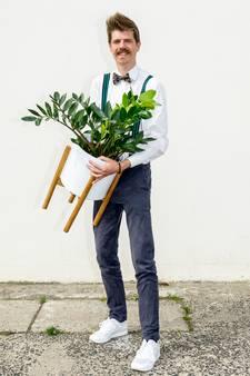 Robert de Niro koopt plantenpot gemaakt door Rotterdammers
