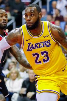 La pause forcée en NBA frustre LeBron James