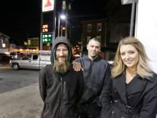 Crowdfunding Amerikaans stel voor dakloze man één groot complot