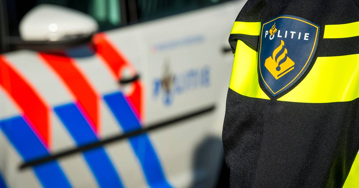 Bestuurder bestelbus in Tiel opgepakt na doorrijden na ongeval in Nijmegen.