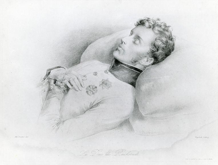 Napoleon II (1811-1832) Beeld Getty Images