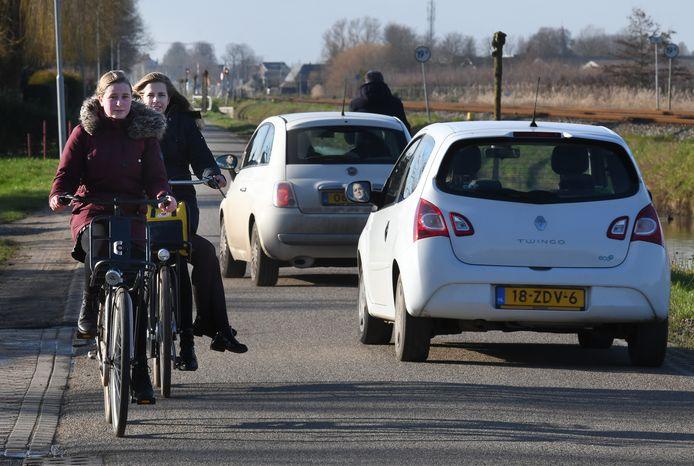 De nieuwe Randweg in Opheusden moet de verkeersveiligheid vergroten.