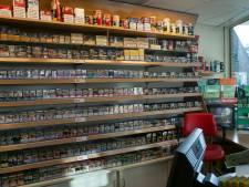 'Tabak bij tankstation en supermarkt razendsnel in de ban'