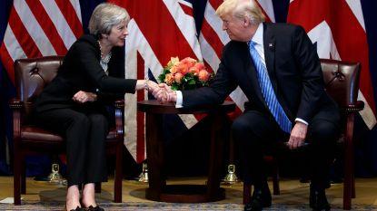 Trump weet wat de Britten moeten doen: stap uit overleg met de EU