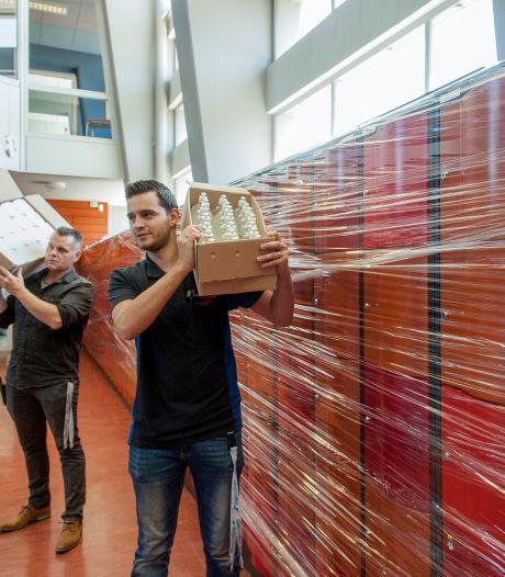 Herstart middelbare scholen in Rivierenland is een grote logistieke puzzel