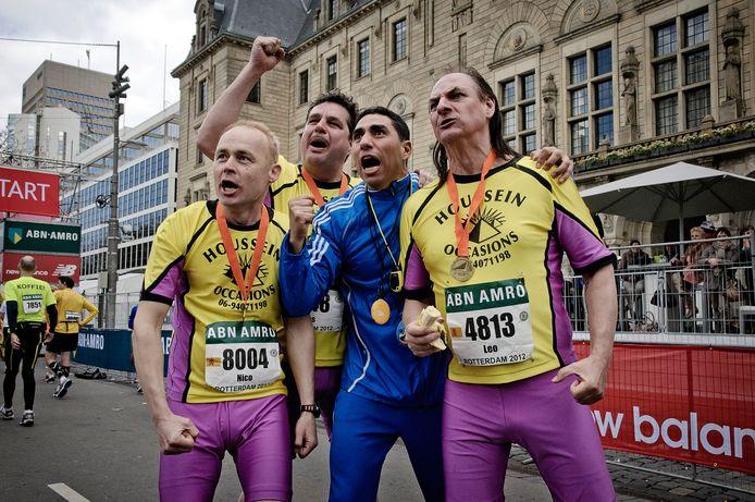 De Marathon kan natuurlijk niet ontbreken.
