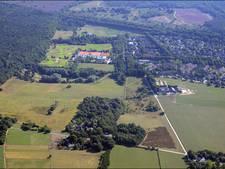 Nu: Vogelbosje en struweelhaag met kassakorting in Heumen