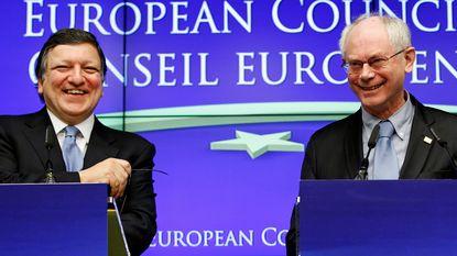 Europa juicht om Nobelprijs