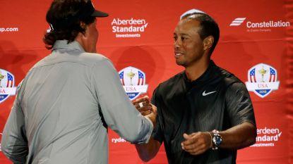 Tiger Woods voor het eerst sinds 2012 in Amerikaanse selectie Ryder Cup, Thomas Pieters maakt nog kans op laatste ticket