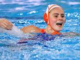 Al geplaatst Oranje verliest finale van het OKT Waterpolo