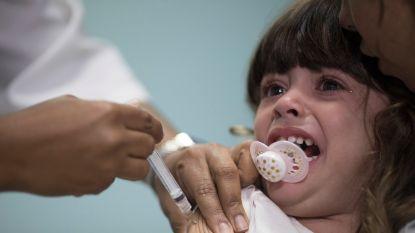 Uitbraak mazelen in Brazilië: 1.200 besmettingen en zeker 6 doden