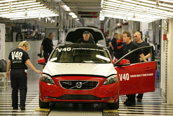 Volvo V40.