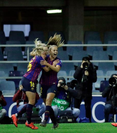 FC Barcelona wint ruim in kwartfinale Champions League, Bayern gelijk