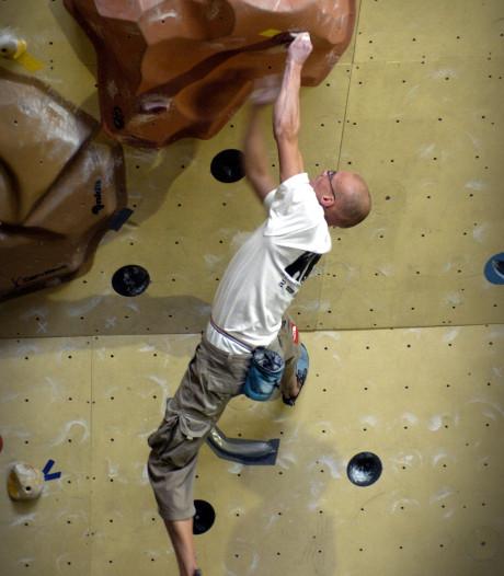 Klimmen zonder touw: het olympische Boulderen krijgt eindelijk een hal in Den Bosch