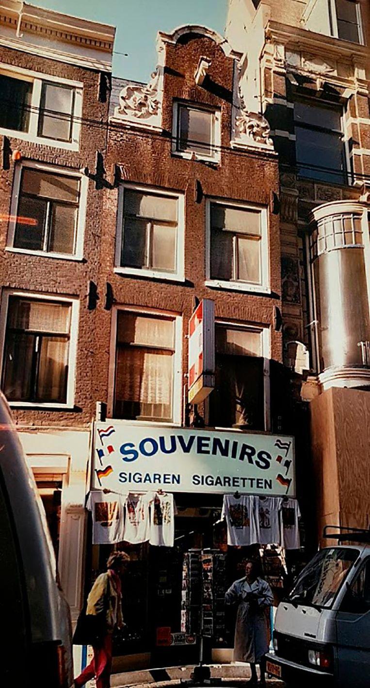 De zaak in de Leidsestraat Beeld Privé-archief
