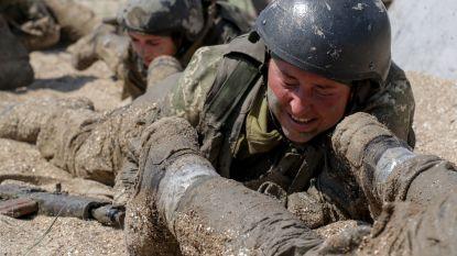 Twee soldaten gedood bij bombardement in separatistische oosten van Oekraïne