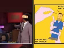 """Paul """"Mag-Njiet"""" tire à boulets rouges sur le CD&V sur Instagram"""