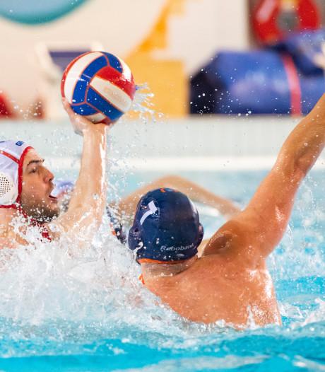 Waterpoloër Gottemaker uit Nijverdal zet alles op alles voor de Olympische Spelen