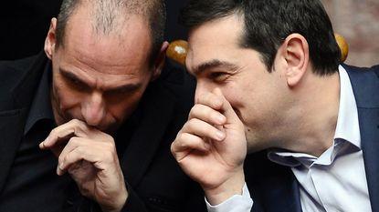"""Tsipras: """"Belangrijkste doel bereikt: oude plannen van tafel"""""""