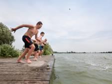Zwemstrandje is niet haalbaar in Abcoudemeer, zwemsteiger wel