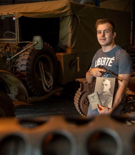 Werkstraf geëist tegen militair en verzamelaar Bas uit Harderwijk voor handel in oorlogswapens