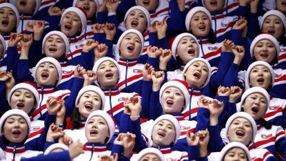 """""""Cheerleaders van Noord-Korea worden gedwongen tot seks met toplui van het regime"""""""