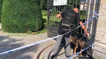 Antwerps Park Den Brandt opníeuw afgesloten na ontploffing