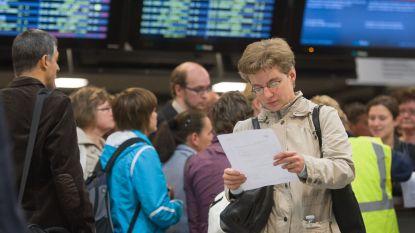 Treinverkeer tussen Antwerpen en Brussel voor derde keer deze week verstoord