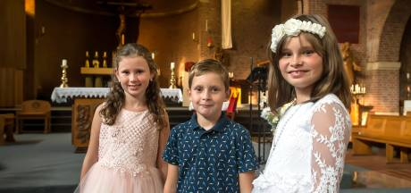 Van uitstel kwam geen afstel in Fijnaart: alsnog communie ondanks corona