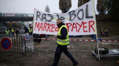 Dode bij protest tegen hoge brandstofprijzen in Frankrijk nadat wagen inrijdt op blokkade