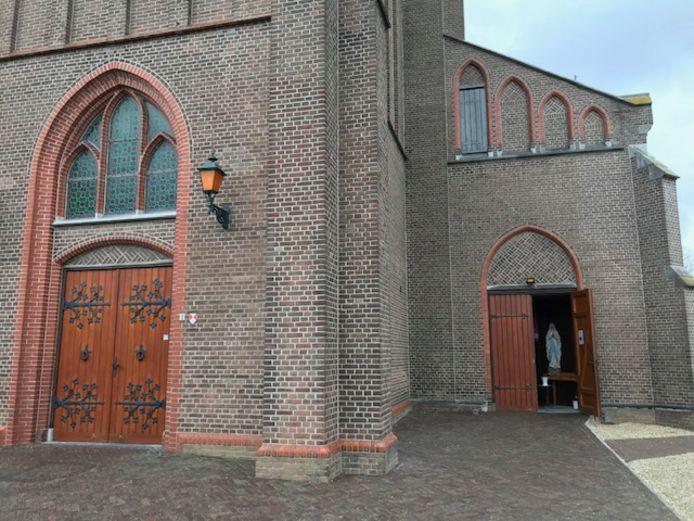 Het Mariakapelletje in Beuningen.