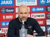 'Peter Bosz tot 2022 trainer Bayer Leverkusen'
