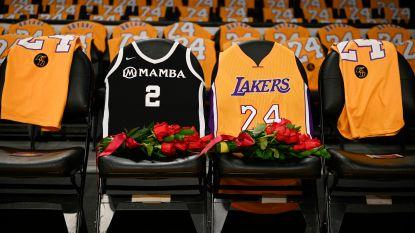 """""""Los Angeles staat op 24 februari stil bij tragische dood Kobe Bryant"""""""