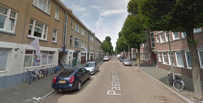 De Pasteurstraat in Den Haag.