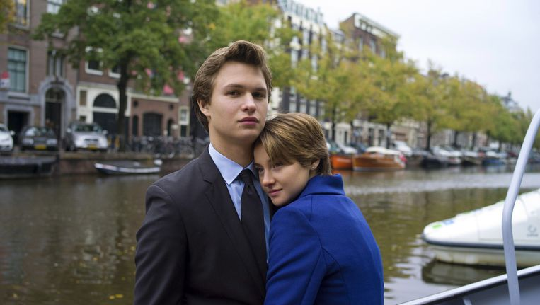 Bankje The Fault In Our Stars.The Fault In Our Stars Mengt Tienerdroom Met Kankernachtmerrie