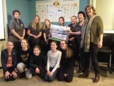 Duizend euro voor tuinmeubilair jeugdhonk in Kuinre