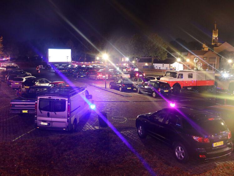 Zomerfilm in Hulst vanuit de auto