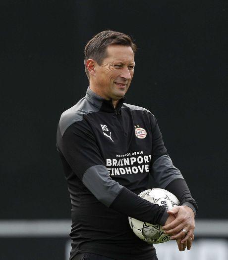 PSV zal over een tijdje hopen dat 2019 een overgangsjaar was en Schmidt de tijd moeten geven