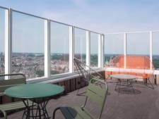 """L'appartement """"le plus haut de Belgique"""" est à vendre"""