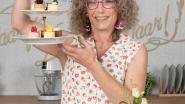 Tine uit 'Bake Off' bekijkt het leven letterlijk door een roze bril