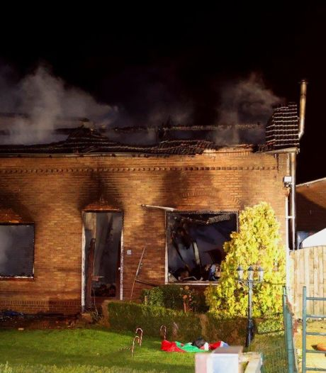 Brandstichting Hedel 'overtreffende trap' in afpersingszaak; 'Dit is gewoon terroristisch'