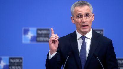 Stoltenberg wil steviger engagement van NAVO in Zwarte Zee