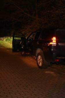 Politie houdt klopjacht op verdachte na achtervolging door Vught