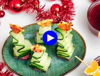 Mandarijnenpunch en pizzakerstboompjes: dit zijn de ingrediënten voor het coolste kinderkerstfeestje