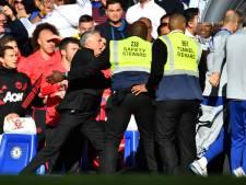 Mourinho accepteert excuses van Sarri en provocerende assistent