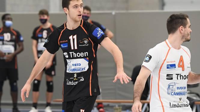 """Opdracht is duidelijk voor Seppe Van Hoyweghen en Lindemans Aalst: """"We moeten winnen in Gent"""""""