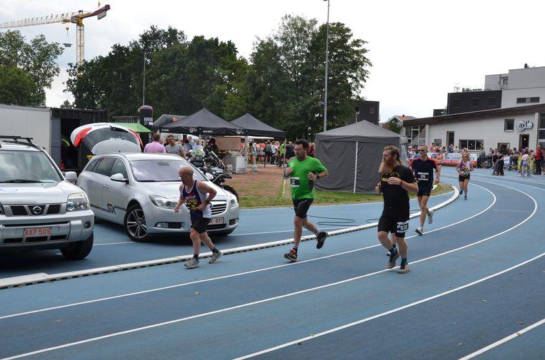 Meer dan 1.000 deelnemers waagden zich dit jaar aan de Optiek Sonck Streetrace.