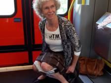 Actievoerder plast in trein naar Winterswijk uit protest tegen gebrek aan toiletten